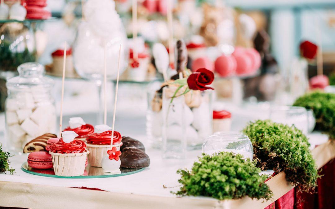 Slatki sto – sve popularniji deo svih proslava